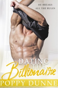 Dating the Billionaire Ebook Cover