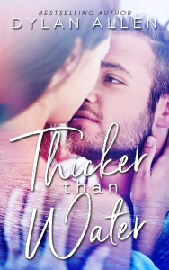 Thicker Than Water Ebook Cover
