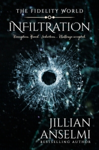 INFILTRATION - EBOOK COVER