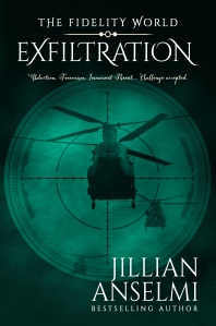EXFILTRATION - EBOOK COVER