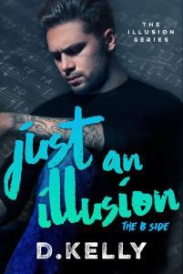 just an illusionb