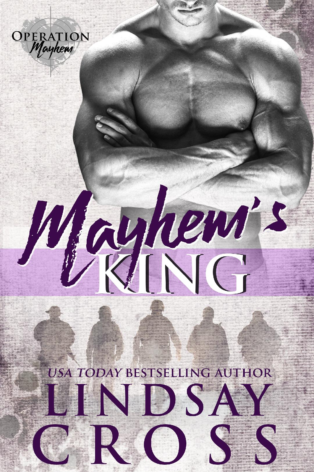 mayhem's king ecover